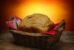 There aren't many people who don't enjoy the smell of fresh bread baking in the oven.  As parents get busier and the grocery stores get closer, however, it is far easier to pick up bread from the store than to make it at home.