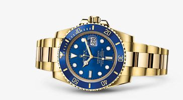 Gold Submariner