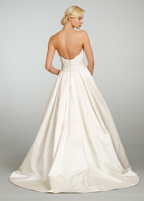 Bridal Gowns, Wedding Dresses by Jim Hjelm - Style jh8306