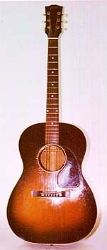 Gibson LG2 -- I learned on, and still own, a '62