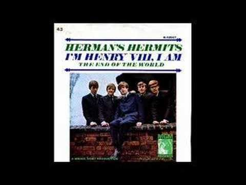 Herman's Hermits - The End Of The World