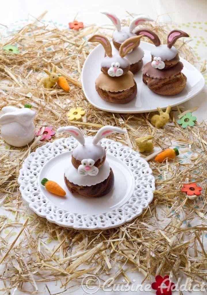 Les 80 meilleures images propos de p ques sur pinterest - Comment cuisiner des cuisses de lapin ...
