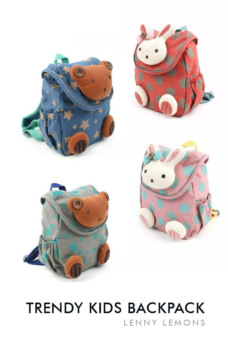 The cutest backpack for toddlers. This backpack is for toddler boys and girl, useful as a travel bag too. It's the best backpack you can find for them. Get it now at Lenny Lemons with 50% OFF.