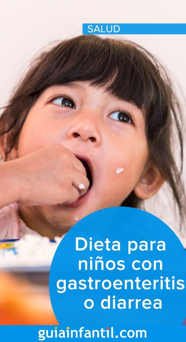 Dieta ninos con diarrea