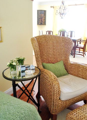 I LOVE This Wicker Furniture. Want Some!