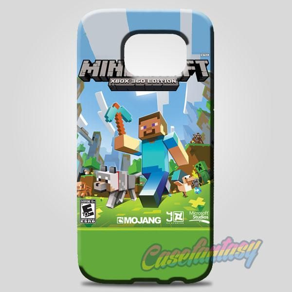 Minecraft Xbox Edition Samsung Galaxy Note 8 Case Case | casefantasy