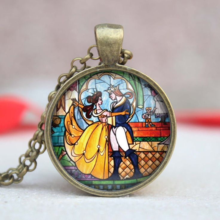 """""""Love you till the End"""" Beauty and The Beast Pendant Necklace  Price: 2.30 & FREE Shipping  Get it here ---> https://thegiftscafe.com/beauty-and-the-beast-collares-beauty-and-the-beast-bijoux-women-best-friends-pendant/ Like Our FB Page --> https://www.facebook.com/EazyDevices/  #gadgets"""