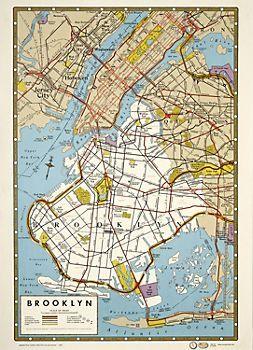 Best Brooklyn Map Ideas On Pinterest - Los angeles map wallpaper