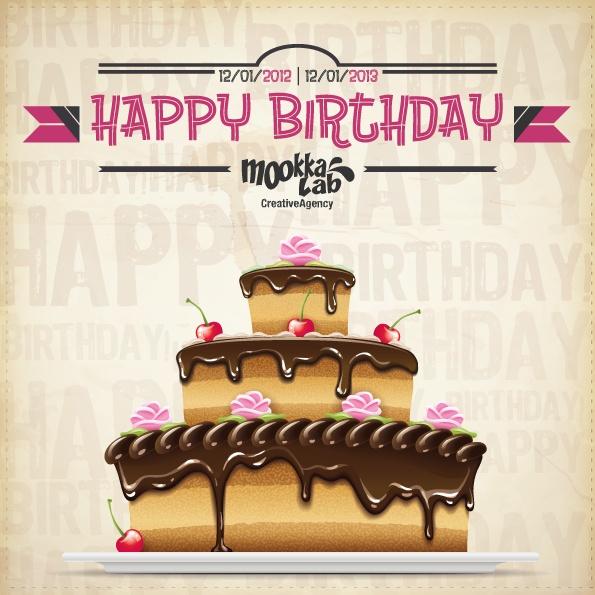 Esattamente un anno fa nasceva... --->> Buon compleanno mOOkka Lab!  www.mookkalab.com