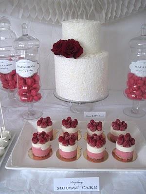 163 best Wedding Dessert Table images on Pinterest | Dessert tables ...