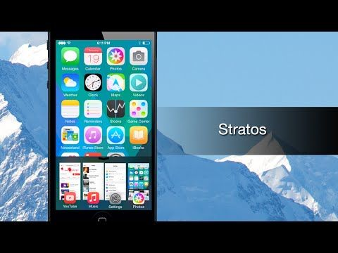 Descargar Stratos – A new way to quickly switch apps para Celular  #Android  #Android