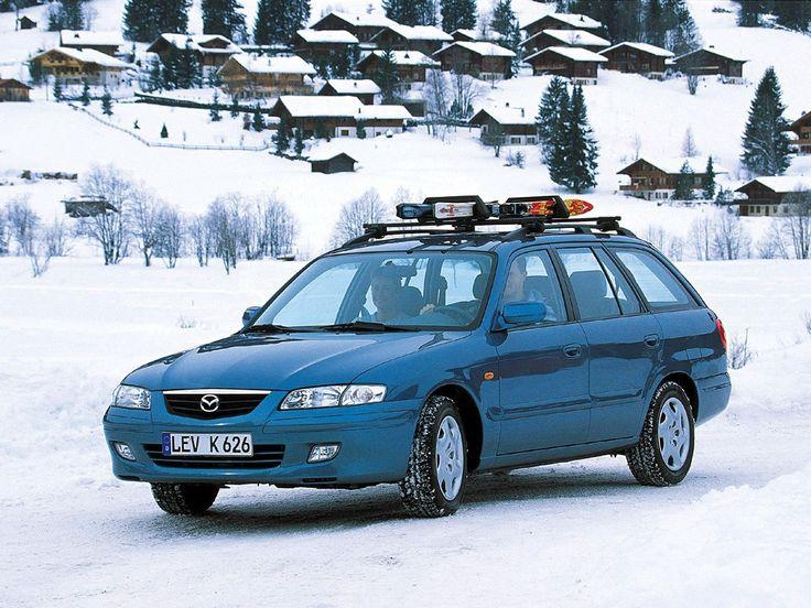 Mazda 626 Wagon (GW) '19992002 マツダ