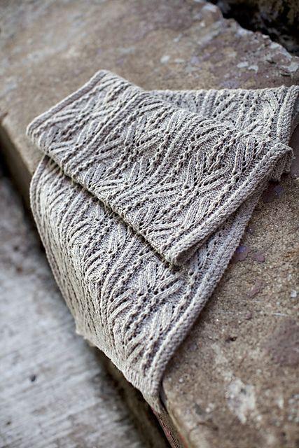 Scarf pattern Ravelry