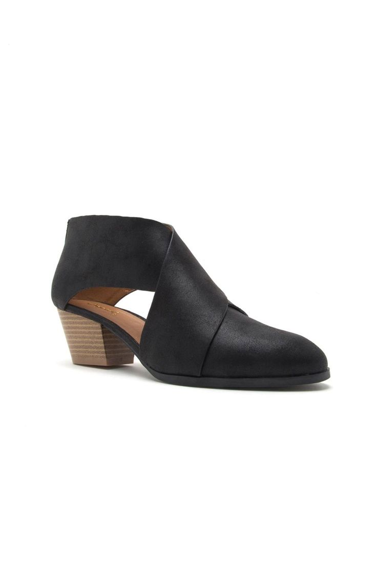 Anywhere With You Ankle Bootie