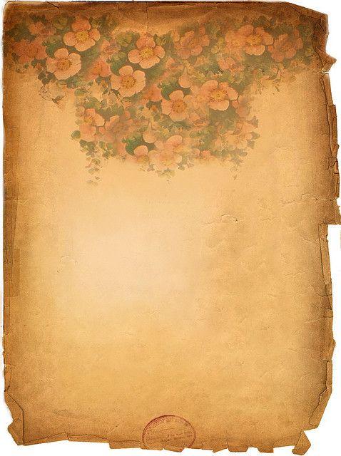 Vintage Roses Notepaper Firefox