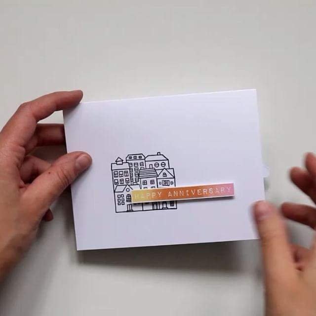 📽 Just press play. Anniversary pop-up card for the family. Using @mamaelephant products 🐻🐭🚲 Интерактивная веселая открытка-сюрприз на годовщину свадьбы))#скрап #скрапбукинг #открытка #кардмейкинг #штампинг #scrapbook #scrapbooking #card #cardmaking #stamping #mamaelephant