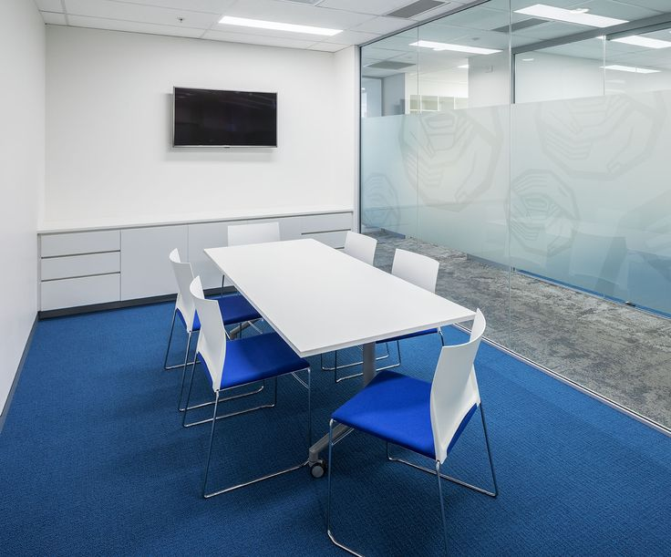 WEB chairs (Project: St Vincent De Paul society office fit-out by Burgtec)