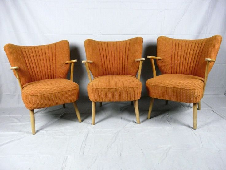 Cocktailsessel 50er retro  10 best Vintage Leder - Sessel images on Pinterest | Armchairs ...