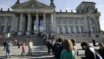 Reichstagsgebäude/Bundestag