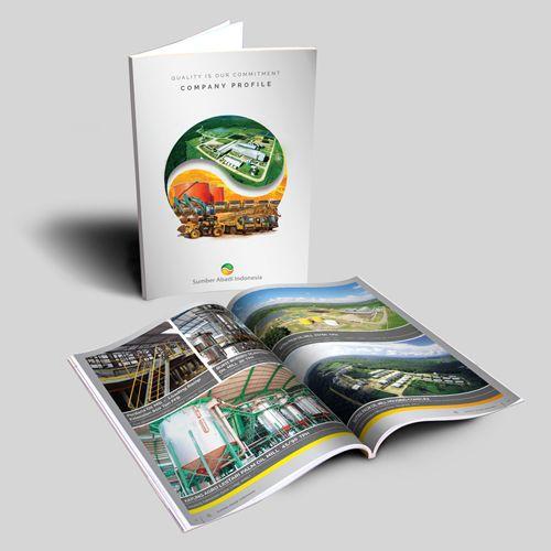 SAI Palm Oil Company Profile design by significan-design.com
