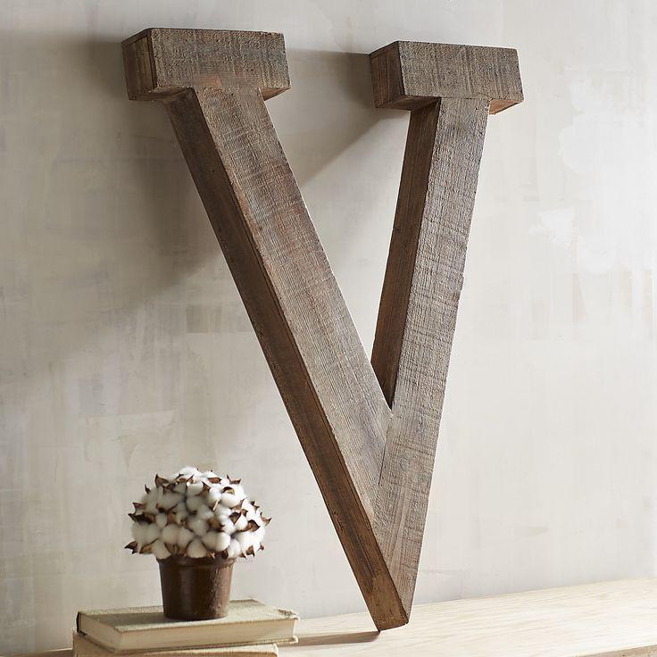 Wall Decor Letter V : Best images about v on