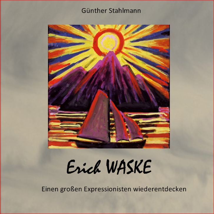 Hinweis auf ein Buch zu Erich Waske