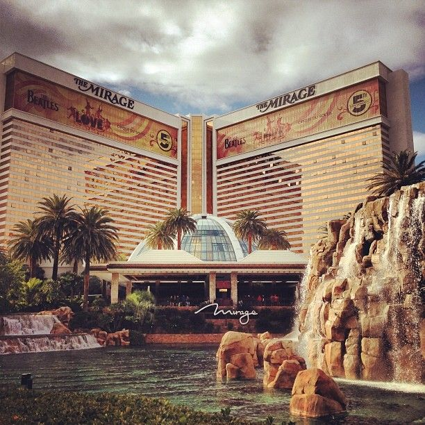 the mirage casino jobs