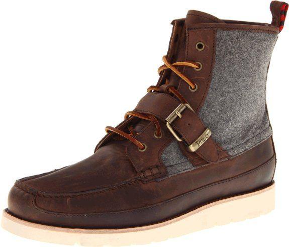Polo Ralph Lauren Men's Saddleworth Boot