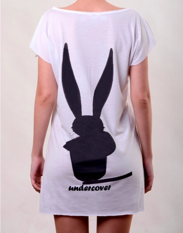 Undercover Bunny T-Dress  http://www.hotncool.ro/femei/undercover-bunny-tdress.html