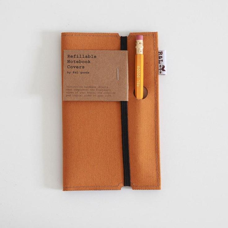 R & L Goods Notebook