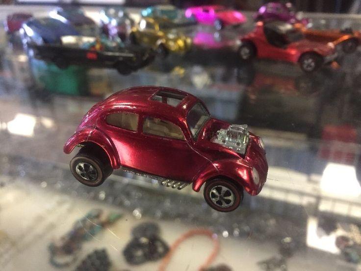 Hot Wheels Redline Red Line Custom Volkswagen VW Bug  1967 RARE    eBay