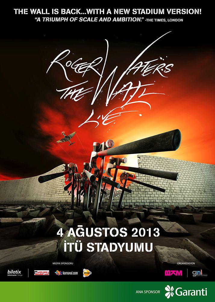 Roger Waters / 4 Ağustos 2013