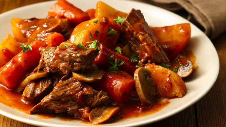 Deborah Harroun from  Taste and Tell blog shows a simple way to jazz up a beef roast. Looking for a way to add some new flavors to your Sunday roast? This recipe is not only easy, it's also full of flavor!