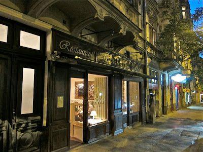 Czech Please--A blog about excellent Prague restaurants that won't break your budget.