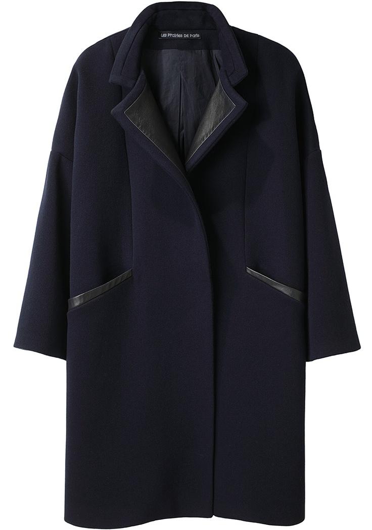 Baron Coat by Les Prairies de Paris