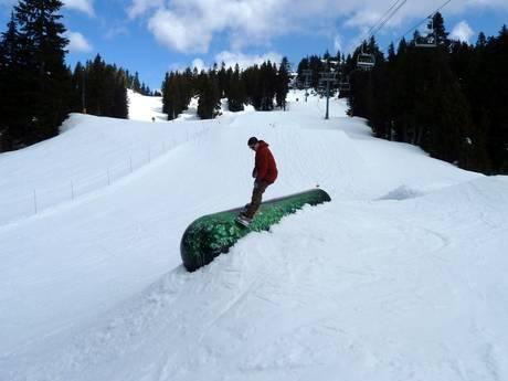 Snow parks Canada – Snow park Mount Seymour