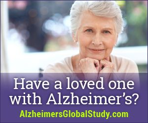 Alzheimer's caregiver? Learn more about a clinical research study that is currently enrolling new Alzheimer's patients.