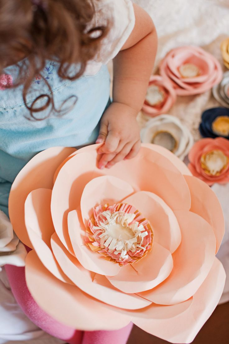 DIY Friday :: Handmade Paper Flowers in Issue 17 - Utterly Engaged