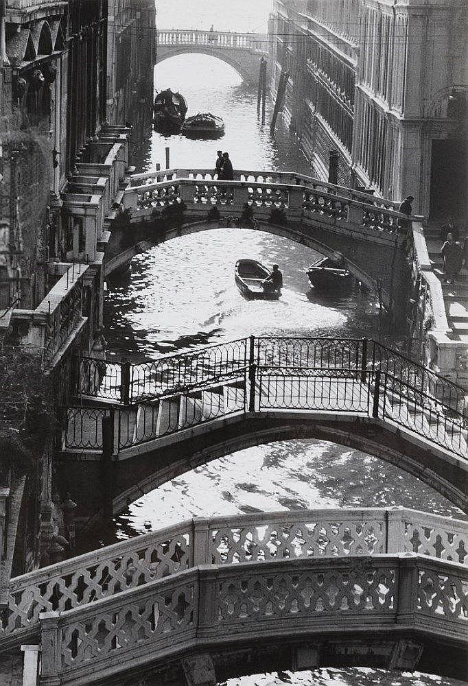Venezia di Gianni Berengo Gardin 1960