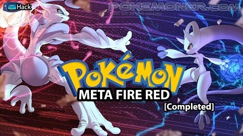 http://www.pokemoner.com/2017/09/pokemon-meta-fire-red-x-and-y.html Pokemon Meta Fire Red X and Y  Name: Pokemon Meta Fire Red X and Y Remake From: Pokemon Fire Red Remake by: Mikee Description: Following the original Pokémon Fire Red storyline with a lots of twists and turns. The hack includes: Pokémon from Generations I to VII. Items Abilities and moves update from Gen IV to Gen VII. NDS Pokémon and Trainer Sprites. Repel System IV-EV Checker Stat Indicators and more. Updated mechanics…