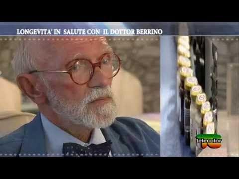 Speciale Medicina Amica: longevità in salute con il Dottor Berrino - 14.09.2016 - YouTube