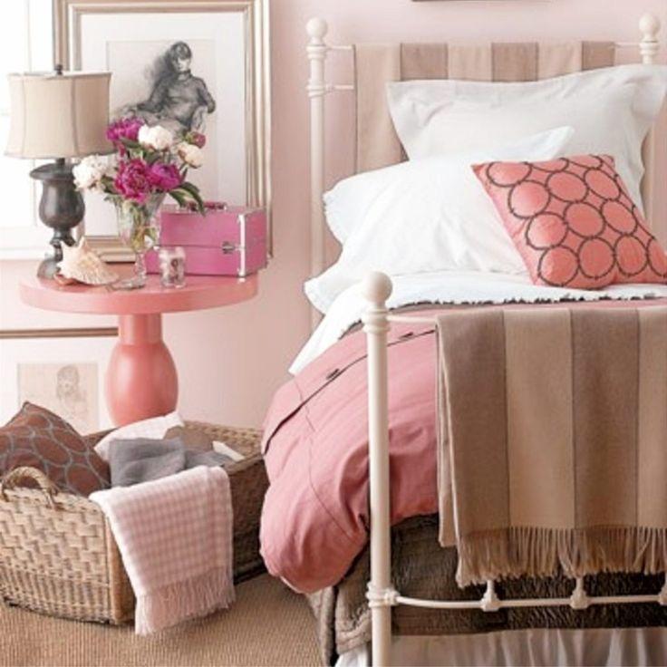 Best 25+ Dusty pink bedroom ideas on Pinterest | Dusty ...