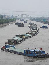Grand Canal (China) - Wikipedia, the free encyclopedia