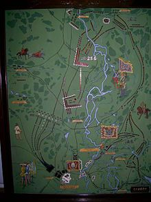 Battle of Poltava - Wikipedia