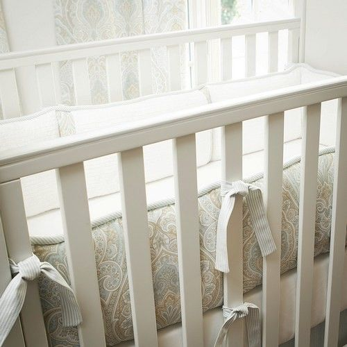 Crib Bumper Repurpose Ideas