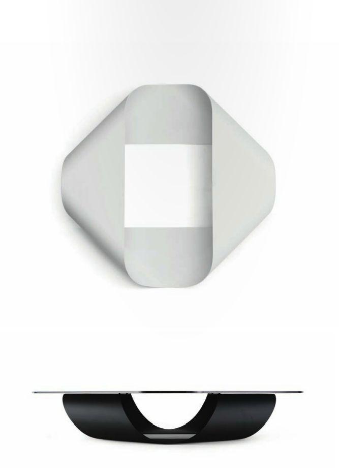 Kristalia Mobius Table, Lucidi Pevere Design