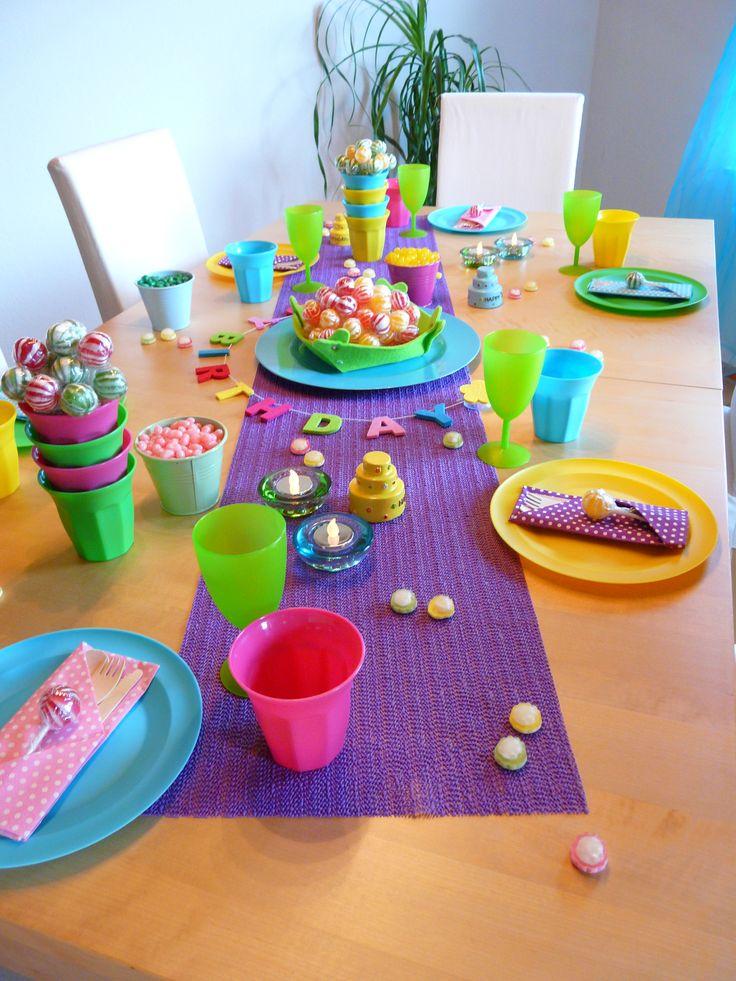 41 besten Kindergeburtstag - Mottoparty - Happy Birthday ...