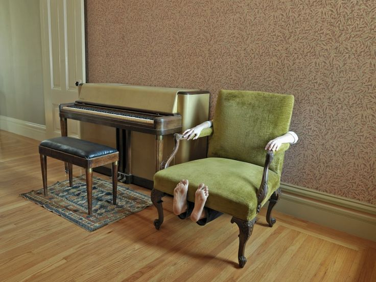 LEE MATERAZZI: FINDING MYSELF AT HOME