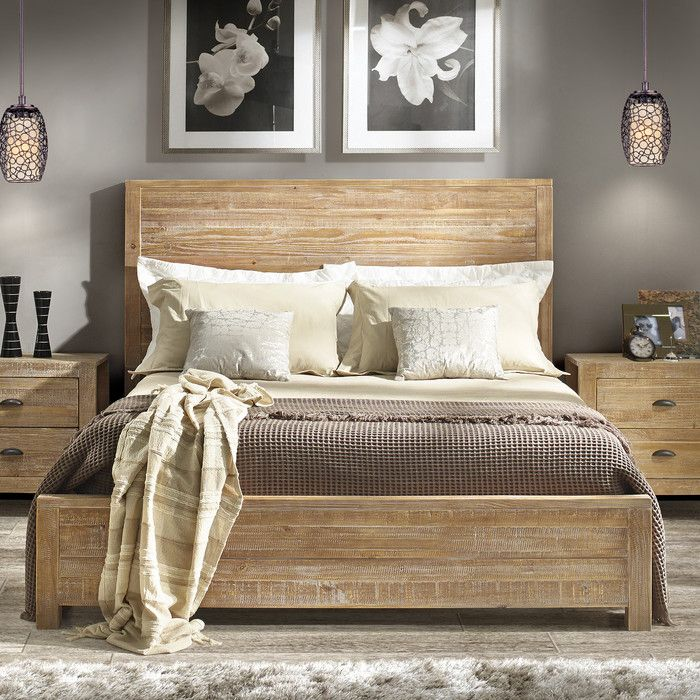 25 best ideas about Panel bed on Pinterest Rustic panel beds