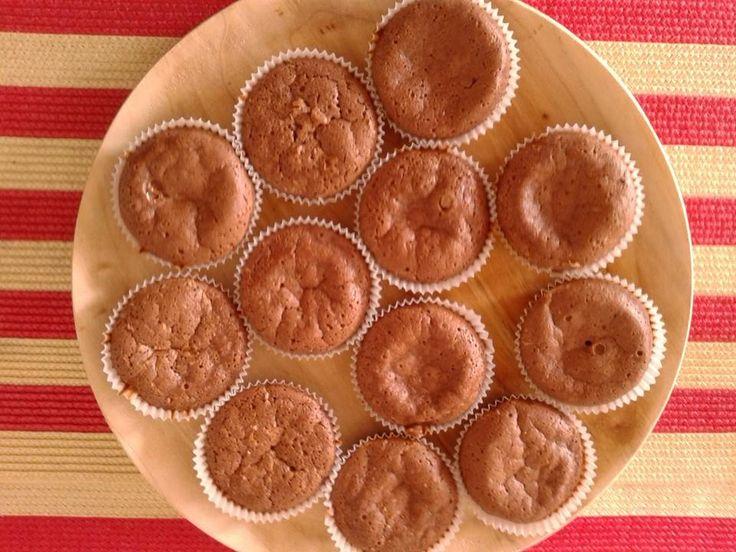 muffin al cioccolato con farina di tapioca per celiaci